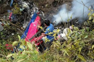 All 7 Passengers Die In Nuwakot Chopper Crash - TexasNepal
