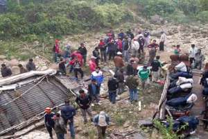 27 Killed, 39 Injured in Kavre Bus Accident - TexasNepal