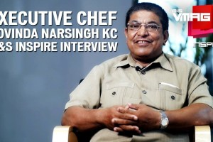 M&S INSPIRE: Interview with Executive Chef Govinda Nursing KC - TexasNepal News