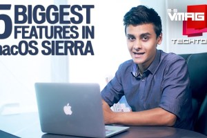 Techtonic: Top 5 Features in macOS Sierra - TexasNepal