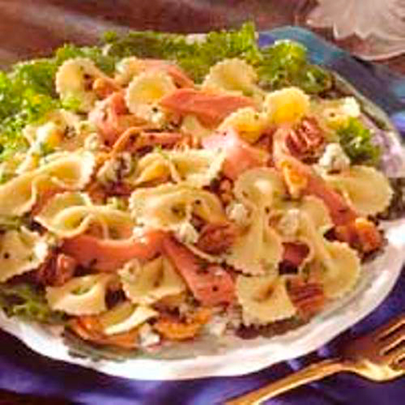 Ham-Pecan-and-Blue-Cheese-Pasta-Salad