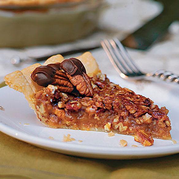 Caramel-Pecan-Pie