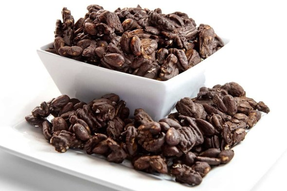 Baked Cocoa Nuts