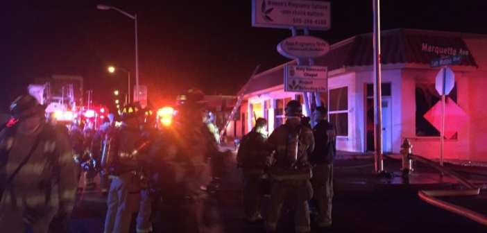 Pro-Life pregnancy center targeted in arson attack