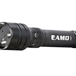 AMOTECH-VF21-720P-HD-Compact-Security-Flashlight-Camcorder-with-IP68-Waterproof-for-Underwater-Operation-B01A9GGD2I