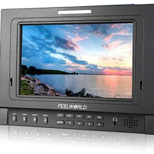 Feelworld-FW-1DSO-7-IPS-Ultra-High-Reso-3G-SDI-Broadcast-Monitor-Black-B01CC6KQ7Q