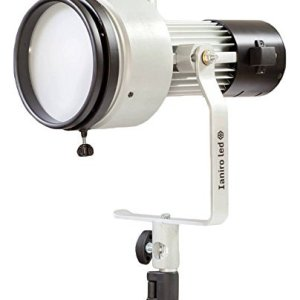 Ianiro-MS8000HCD-2pk-Small-Mintaka-Fresnel-Daylight-with-DMX-High-CRI-Pack-of-2-Silver-B01CO2K57Y