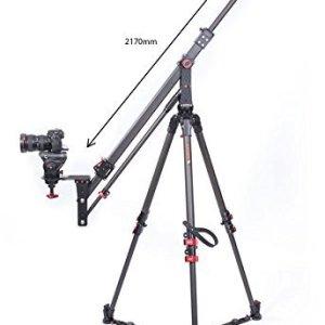 iFootage-M1III-Brand-New-Mini-Crane-Professional-Video-Stabilizer-Black-B01H7A5K4G