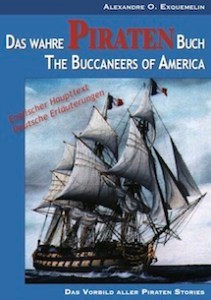 Alexandre O. Exquemelin, The Buccaneers of America, Cover