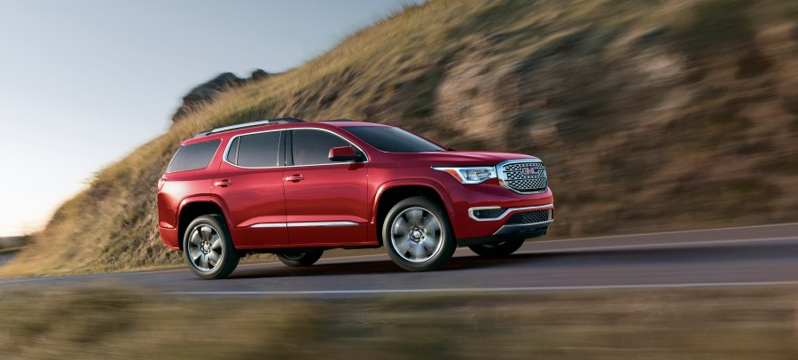 The 2017 GMC Acadia AWD Denali  Review   Shorter  Narrower  Lighter     2017 GMC Acadia Denali AWD  Review   Narrower  Lighter  Shorter  Yet Just  As Functional
