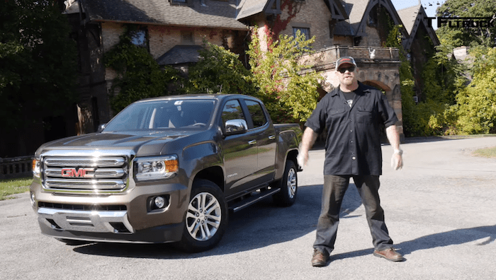 Driving the 2016 GMC Canyon 2 8L Duramax diesel  First Drive    The     2016 gmc canyon duramax diesel