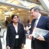 2012-03-13  Meering with Hon Barrey Gardiner MP.