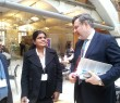 2012-03-13  Meering with Hon Barrey Gardiner MP.