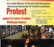 Tamils to Protest Against Sri Lankan President's Visit to UN in New York: TGTE