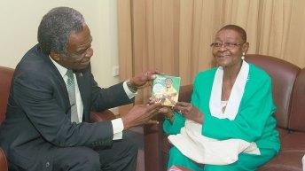 World award for the Queen of Calypso