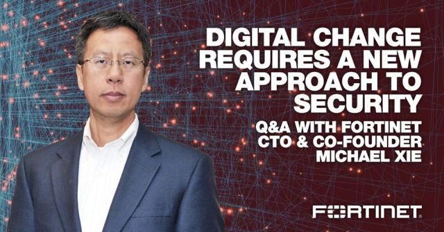 Michael Xie_Co Founder Fortinet