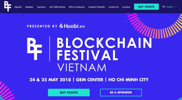Blockchain Festival Vietnam