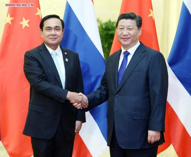 Thailand – China : food for the future