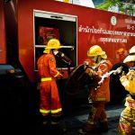 Main SuperCheap store in Phuket Town demolished in blaze