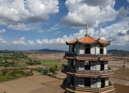 Temple in Kanchanaburi