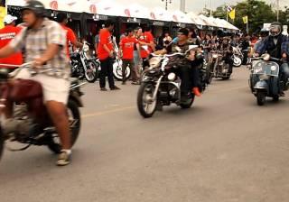 Bang Saen Bike Week in Chonburi, Thailand