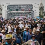 Protest leader Suthep: We Won't Shutdown Airports