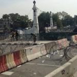 Explosion at Bangkok rally site a retaliation, says hardliner