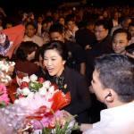 Prime Minister Yingluck Shinawatra hopes to meet Suthep to end political turmoil