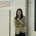 Yingluck Shinawatra hosted her first weekly TV program, focusing on flood solutions