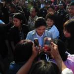Thai PM Yingluck reaffirms unity of agencies to overcome southern violence