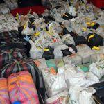 Pathum Thani Police arrest three with Bt250 million drug haul