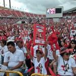 Thailand's political parties launch last minute campaign