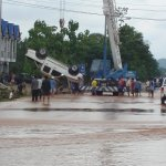 Thai authorities warns residents of heavy rain until 25 Jun