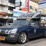 Pattaya: Drunk Russian attacks pregnant woman, cops