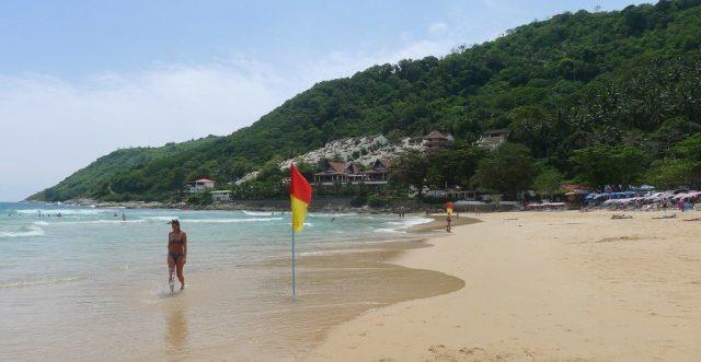 Nai Harn Beach in Thailand