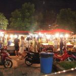 Night market in Phuket