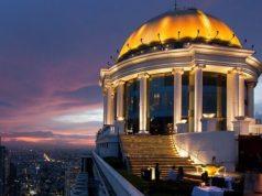 sirocco restaurant and sky bar