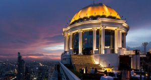 sirocco restaurant and sky bar