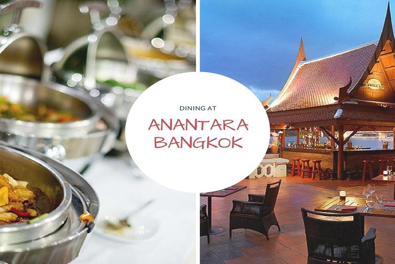 Anantara Bangkok Dining Image