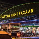Pattaya Night Bazaar Image