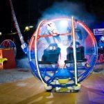 Pattaya Rocket Ball Ride Image