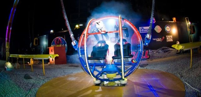 Pattaya Rocket Ball Ride Image