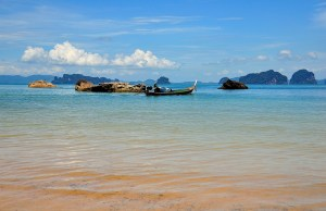 Beach In Thailand Image
