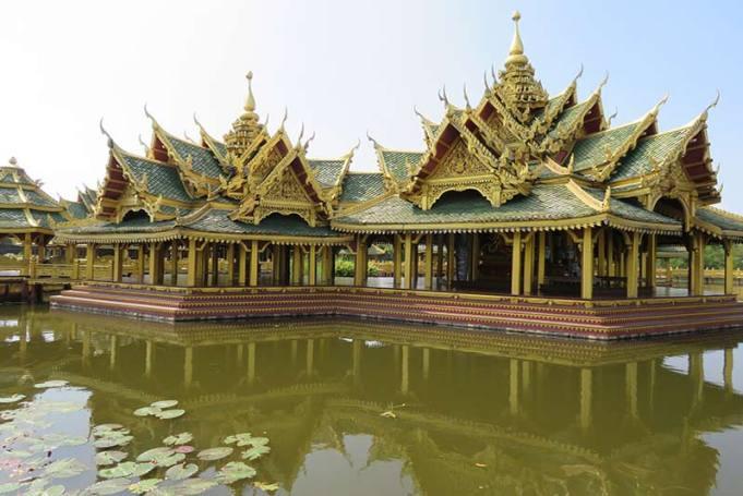 Thai Palace Bangkok Image