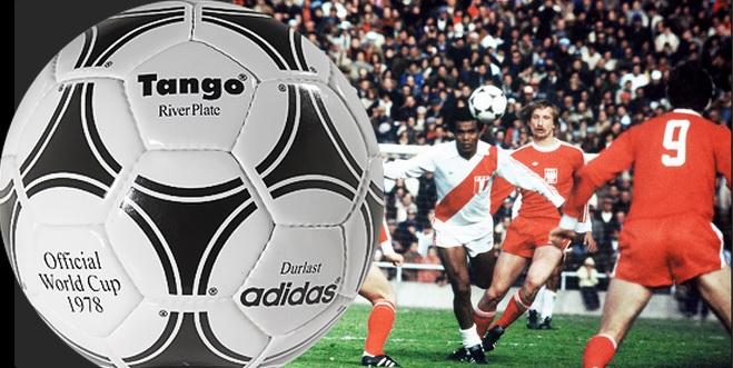 صناعة الكرة في كأس العالم
