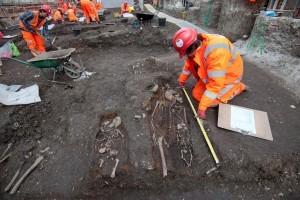جثث تحت لندن