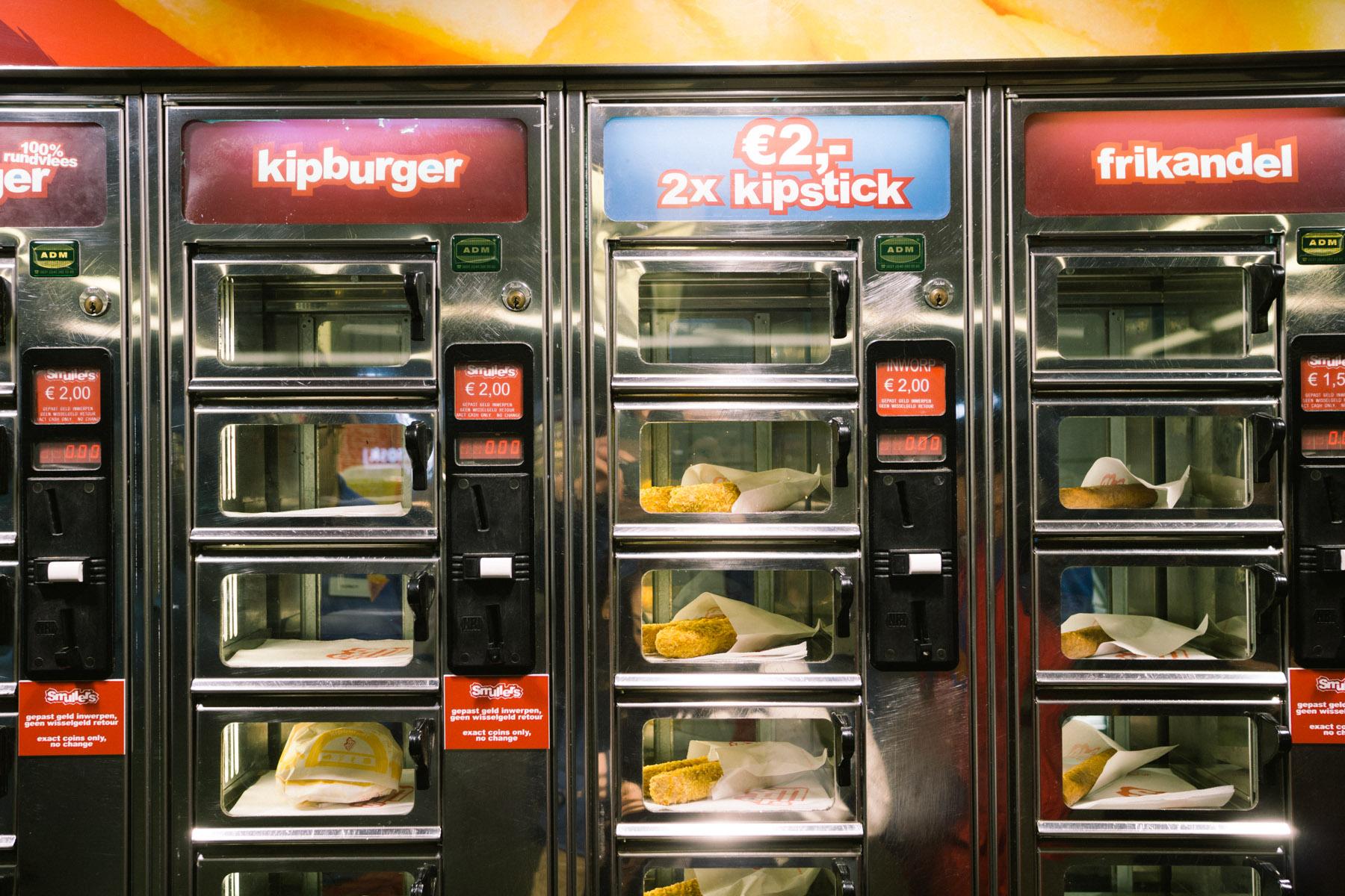 Vegetarian Fast Food Amsterdam