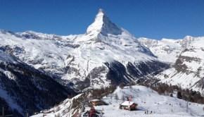 Esqui Zermatt