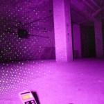 Laser grid, mel meter, full spectrum camera. Tools of the trade!