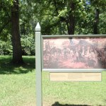 Washington's Encampment, Yorktown Battlefield